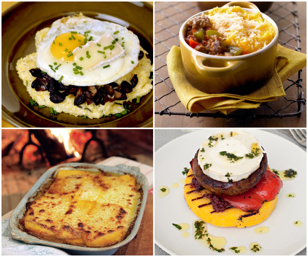 What To Have For Dinner: 6 Ideas For Dinner Tonight: Polenta
