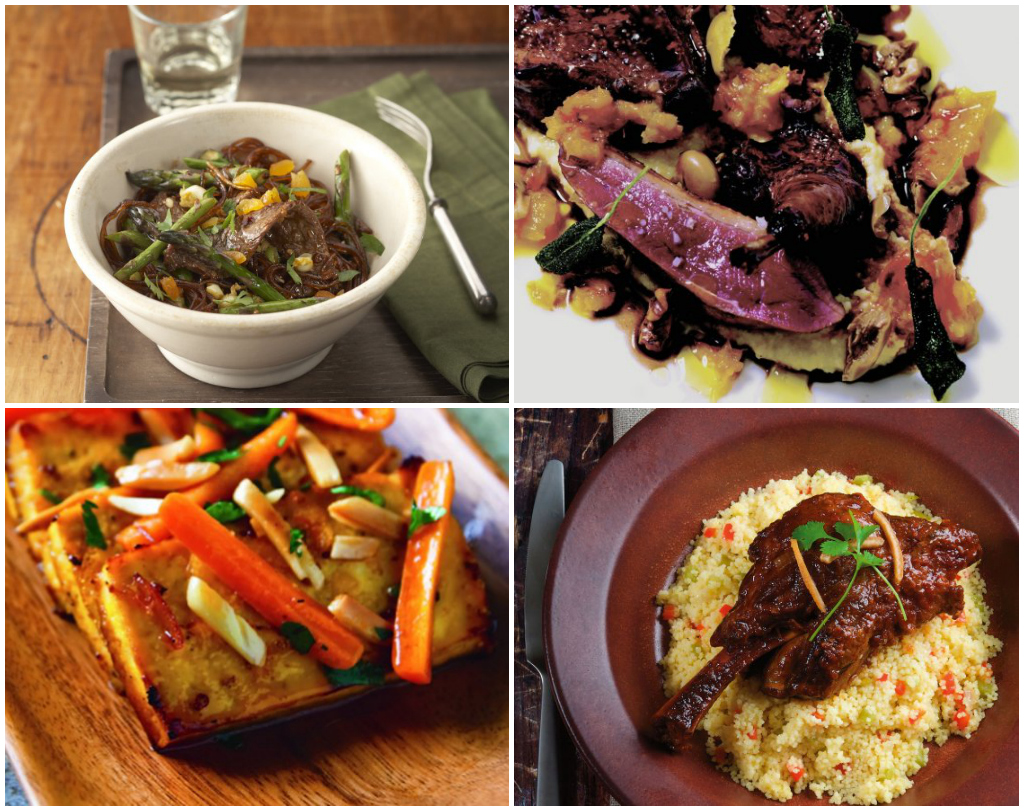 12 Ideas For Dinner Tonight: Citrus - Food Republic