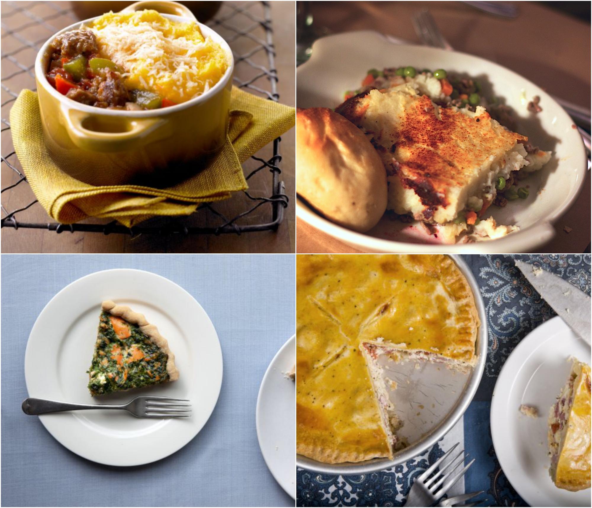 9 Ideas For Dinner Tonight: Savory Pies - Food Republic