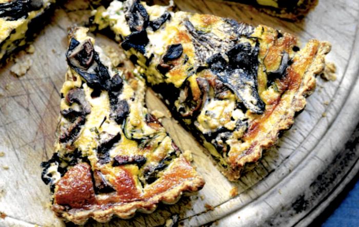 Get wild with this tart. (Photo: Emma Lee.)