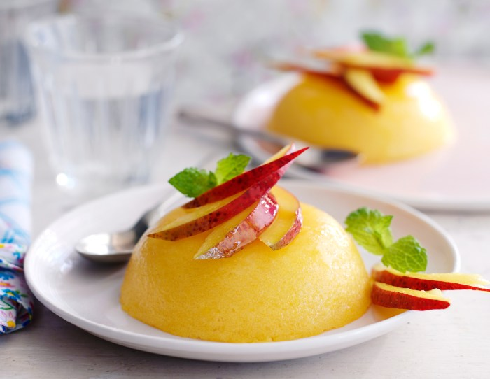 chinese mango pudding recipe