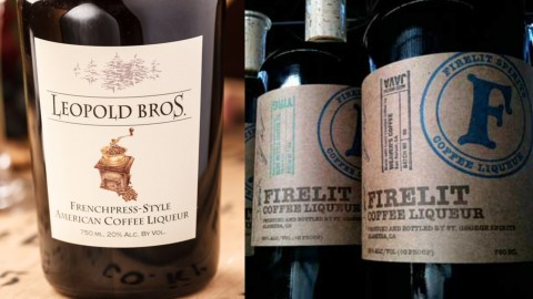 7 Craft Coffee Liqueurs Worth Rethinking The Kahlua Move
