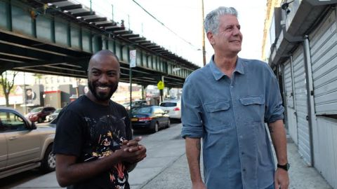 Bourdain Food Sherpa Tells Us Why You Gotta See Both Sides Of Food In The Bronx