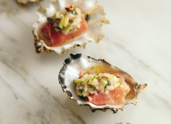 Prosciutto Wrapped Oysters Recipe