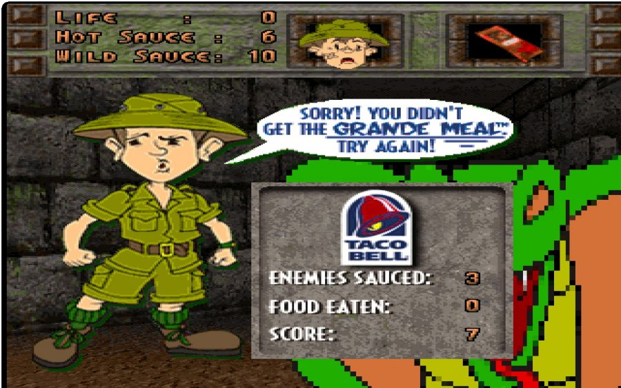 From Chex Quest To Pizza Worm: 10 Classic MS-DOS Computer