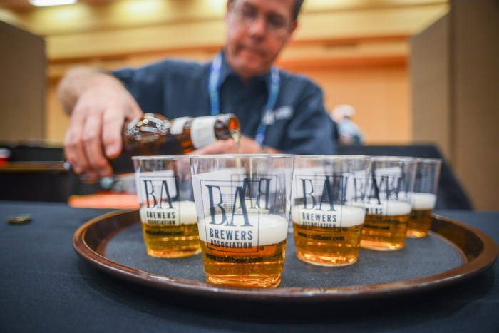 Every year, the Brewers Association—a nonprofit organization dedicated to furthering the cause of craft beer—releases a list of the top-selling breweries.