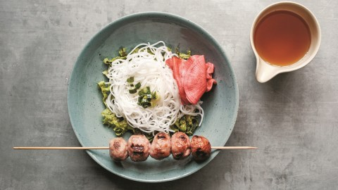 These versatile Vietnamese meatballs go well with just about anything.