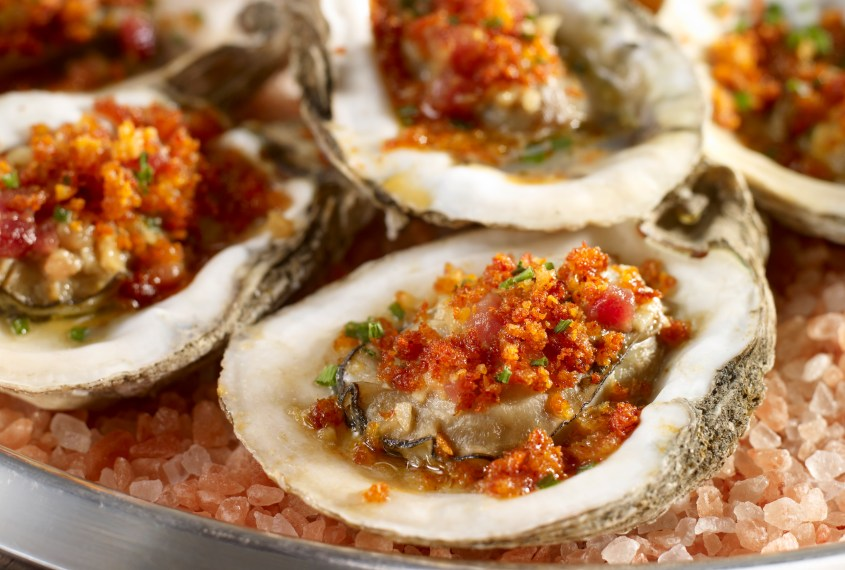 baconoysters