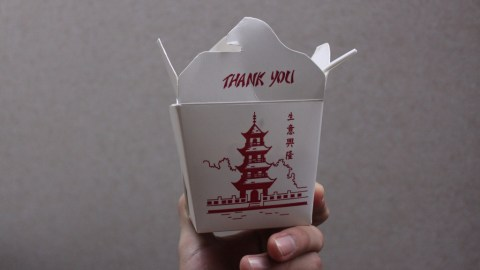 Zesty won't deliver greasy Chinese food to your company.