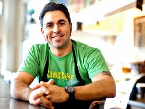 Bayou Bakery Chef and Owner David Guas