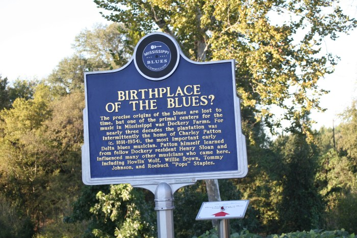 Birthplace of Blues