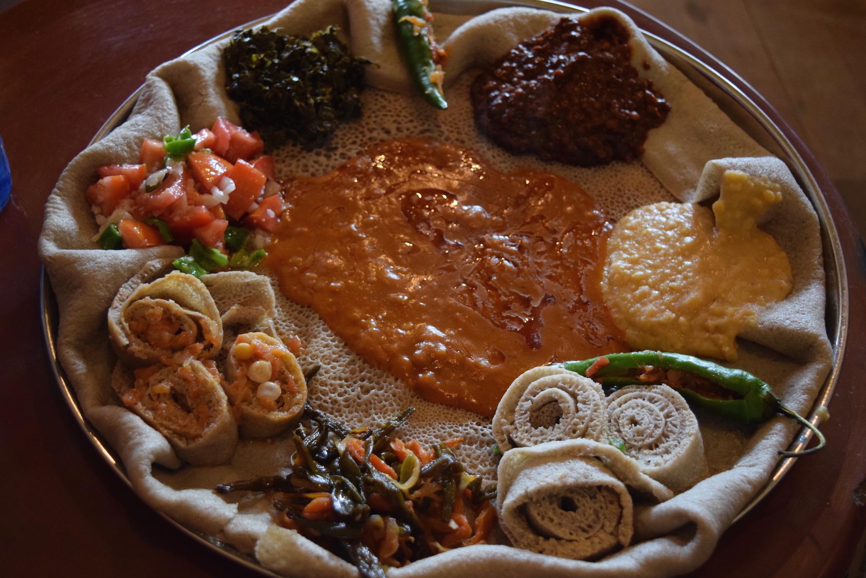Weird Ethiopian Food 10
