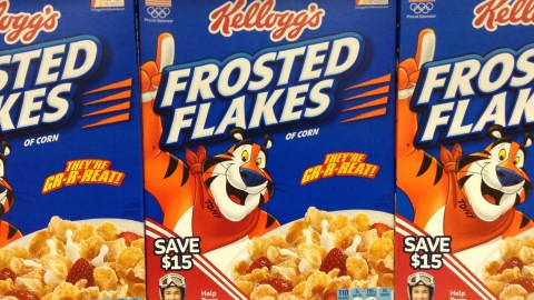 frosted flakes photo