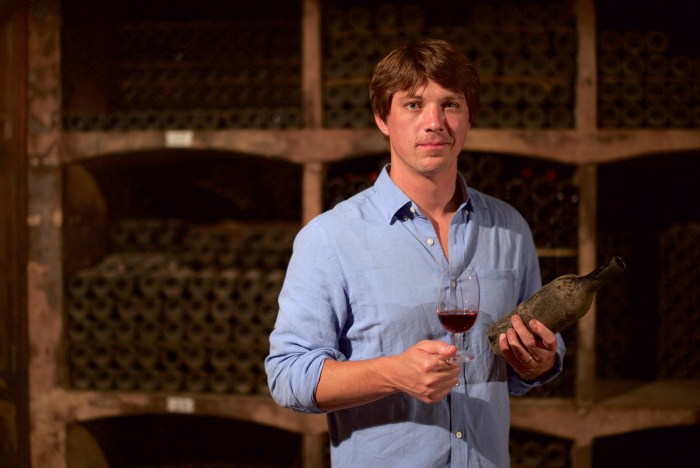 Somm director Jason Wise returns with a sequel of sorts, looking at the world's great wines in 10 chapters in SOMM: Into the Bottle. (Photo courtesy of Samuel Goldwyn Films.)