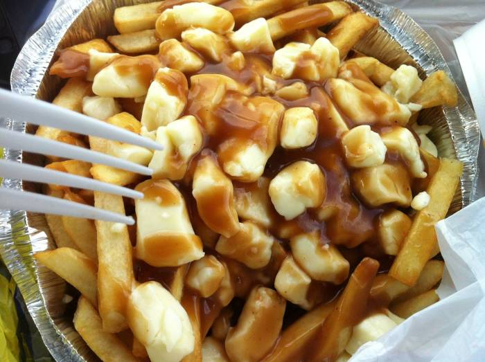 Poutine Is More Than Just Canadian