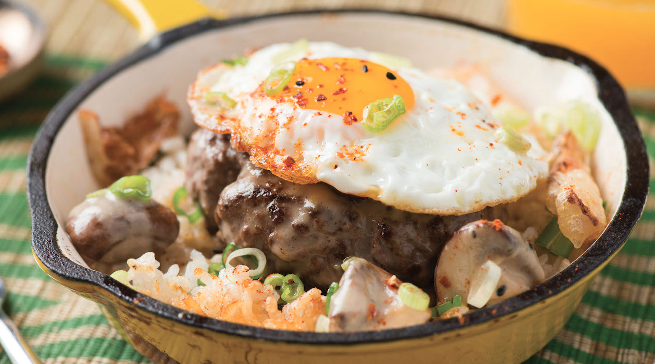 How To Make Lee Anne Wong S Loco Moco Food Republic