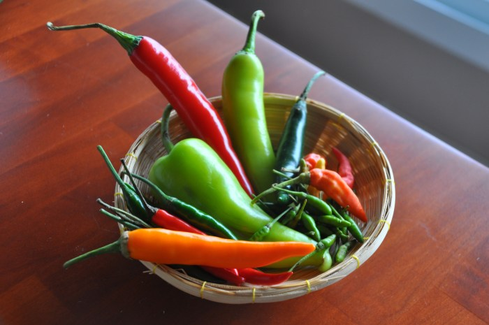 Hot Stuff: What Are The Different Thai Chilies? - Food Republic