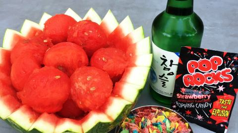 Watermelon Soju_credit Hanjip