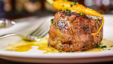 Steak houses aren't rare in Denver, but downtown's Guard and Grace takes it to the next level.