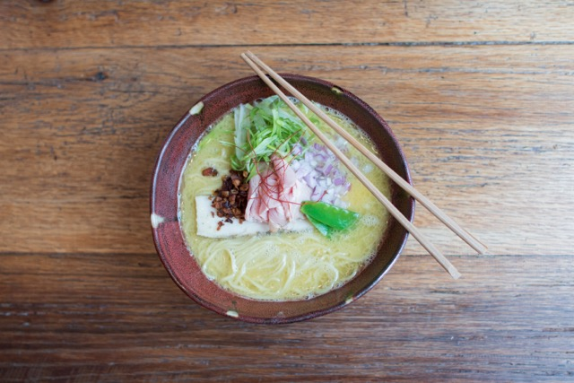 Shio-Paitan at Mew Men NYC