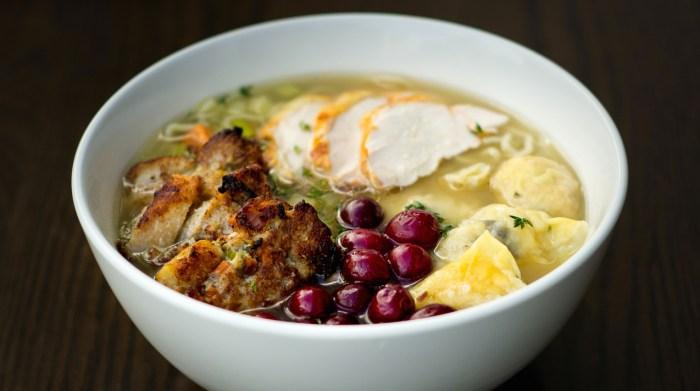 thanksgiving ramen recipe