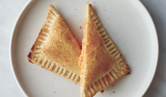 Pimento Cheese-Stuffed Sandwiches