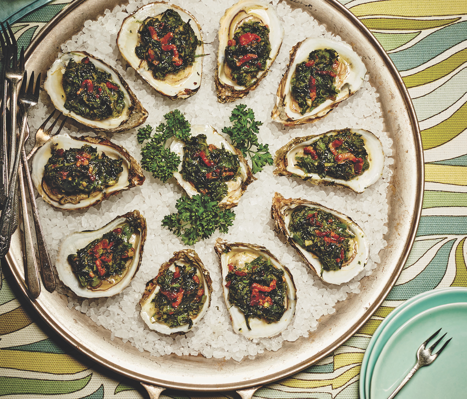 How To Make Authentic Oysters Rockefeller  Food Republic