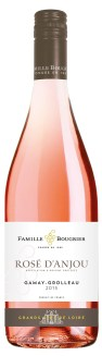 Famille Bougrier Rose d'Anjou wine photo