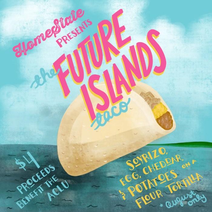 future islands taco