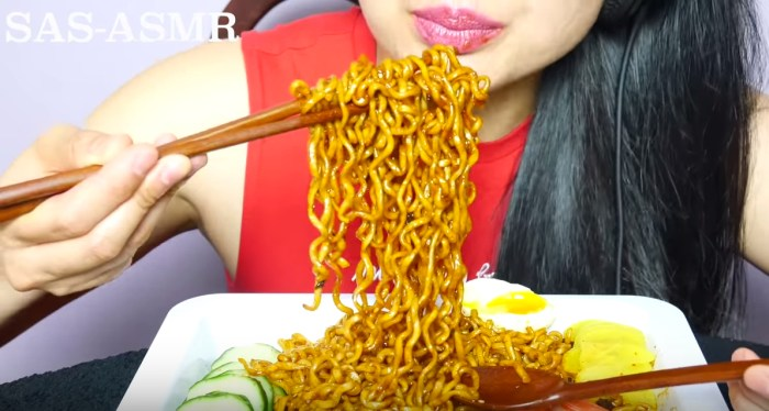 What S The Deal With Asmr Food Videos Food Republic See more ideas about asmr, eat, sas. what s the deal with asmr food videos