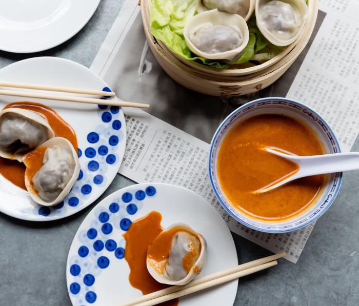 Short Rib Dumplings