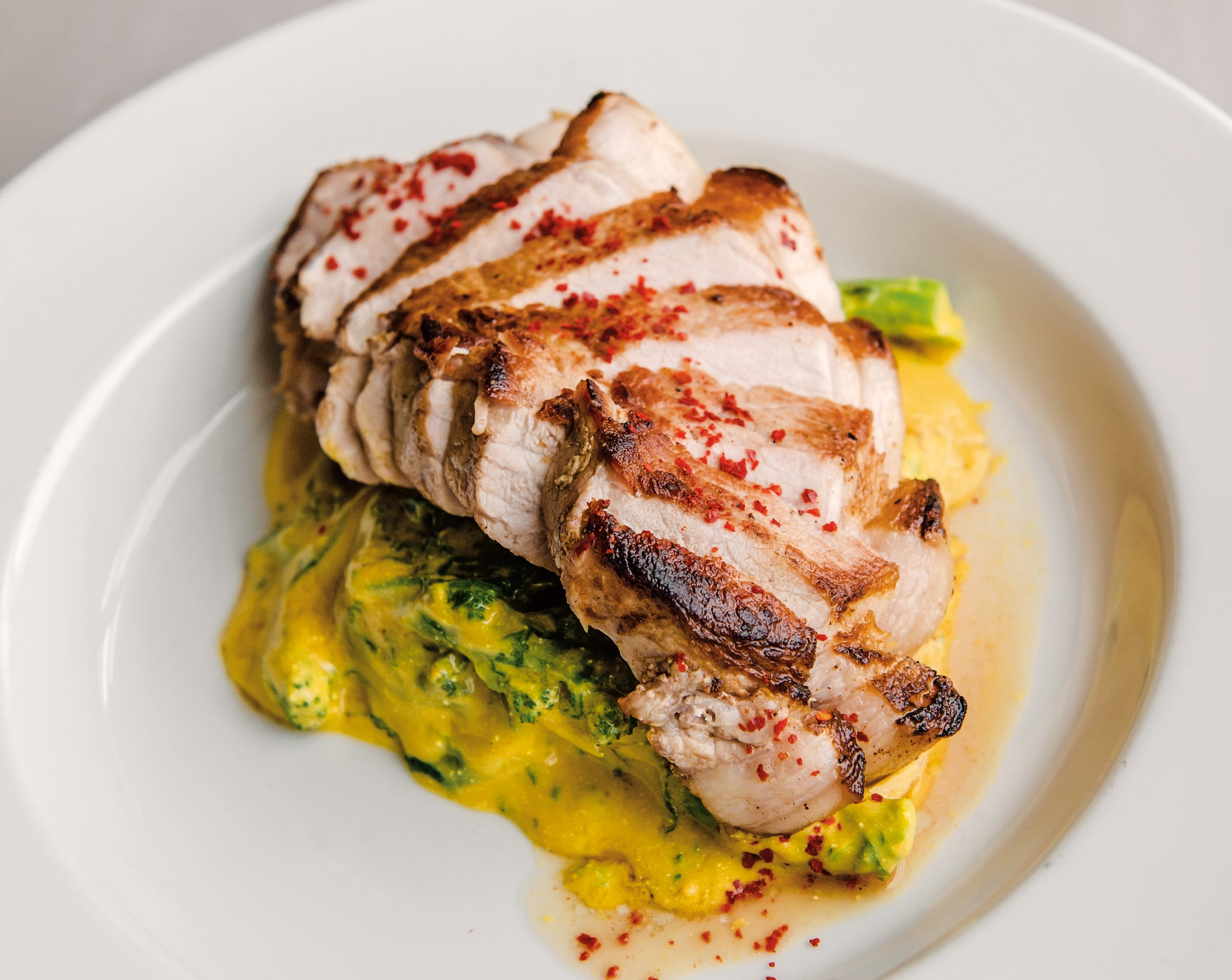 Roast It: Pork Tenderloin With Chinese Mustard Sauce