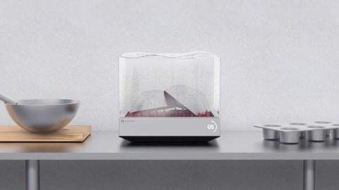 space-saving dishwasher