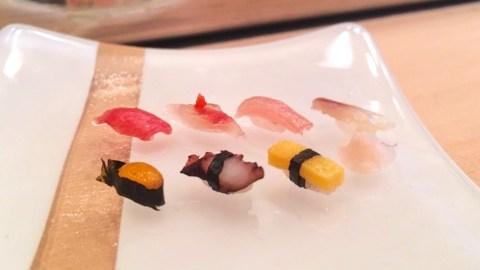 smallest sushi
