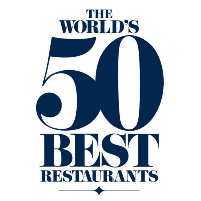 Image result for world's 50 best restaurant logo