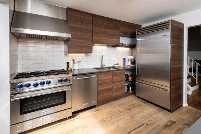 Jonathan Benno kitchen bluestar