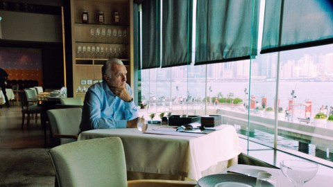 Alain Ducasse in The Quest Of Alain Ducasse