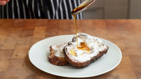 Wylie Dufresne french toast