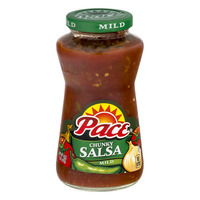 Pace Plus Salsa Chunky Chili And Ready Meals