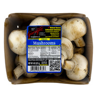 Canned Mushrooms AKA Whites Or Common Button Agaricus