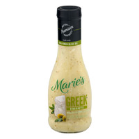 Maries Salad Dressing Refrigerated Crisp And Tasty!