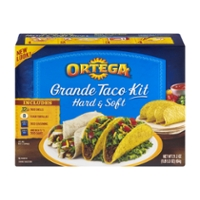 Ortega Tacos Are Engineered With Quality Products!