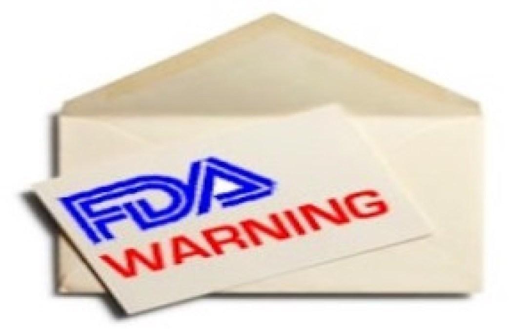 FDA warnings: Sea cucumbers, apple cider and tofu