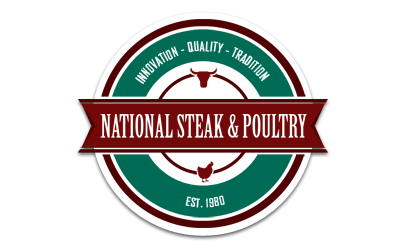 logo National Steak and Poultry
