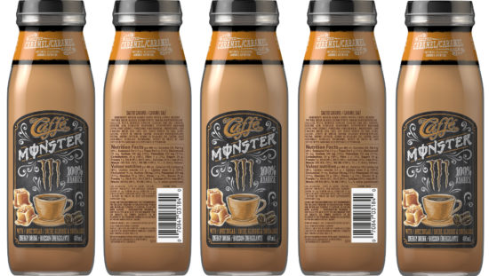 recalled CFIA Monster Energy drink