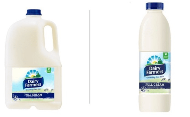 E Coli Prompts Milk Recall In Australian States Food
