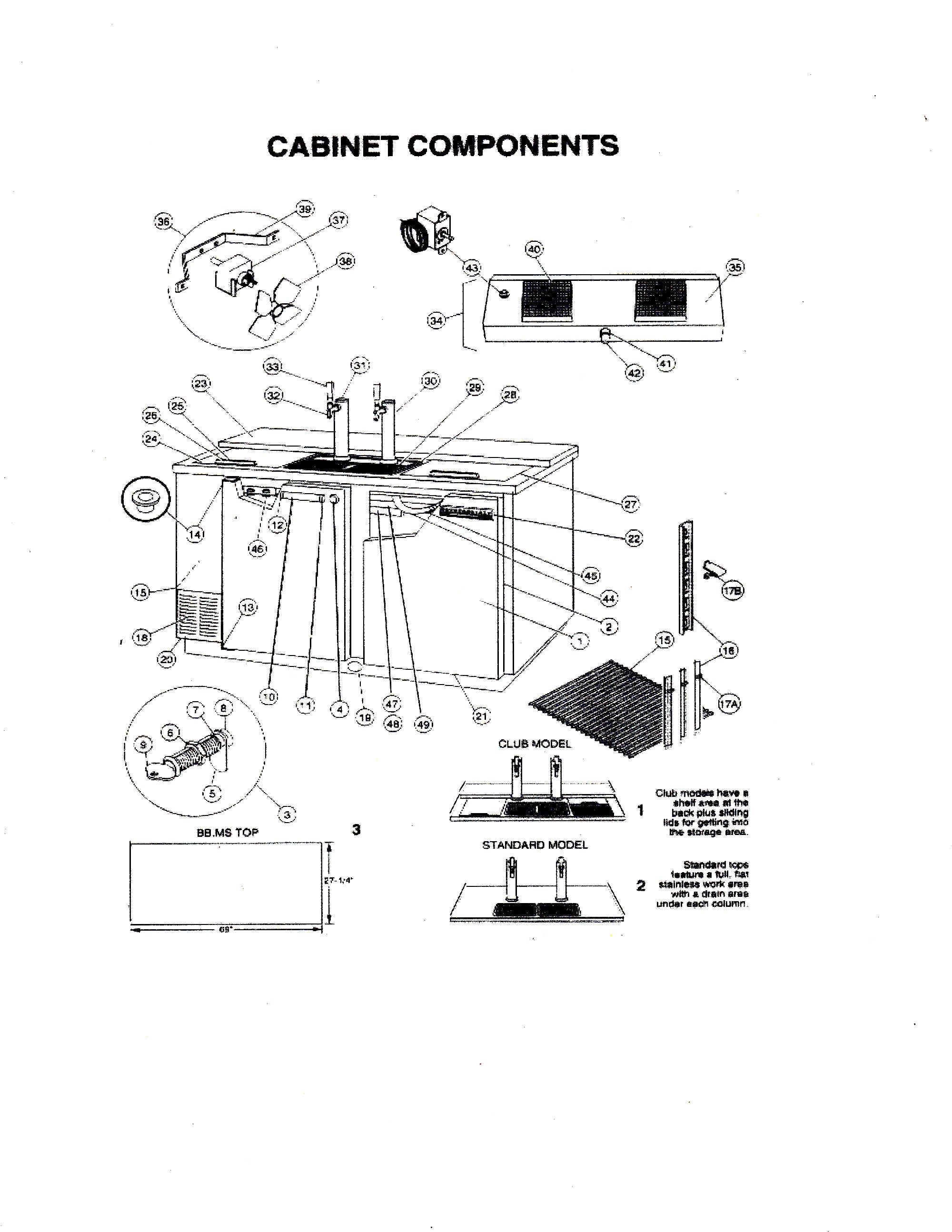 Wiring Database 2020: 28 Beverage Air Bm23 Parts Diagram