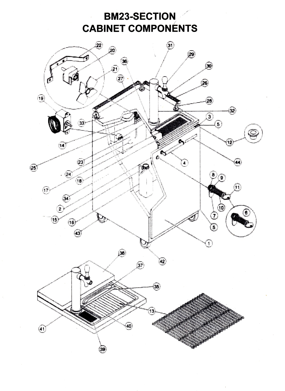 Haier Refrigerator Parts Diagram, Haier, Free Engine Image