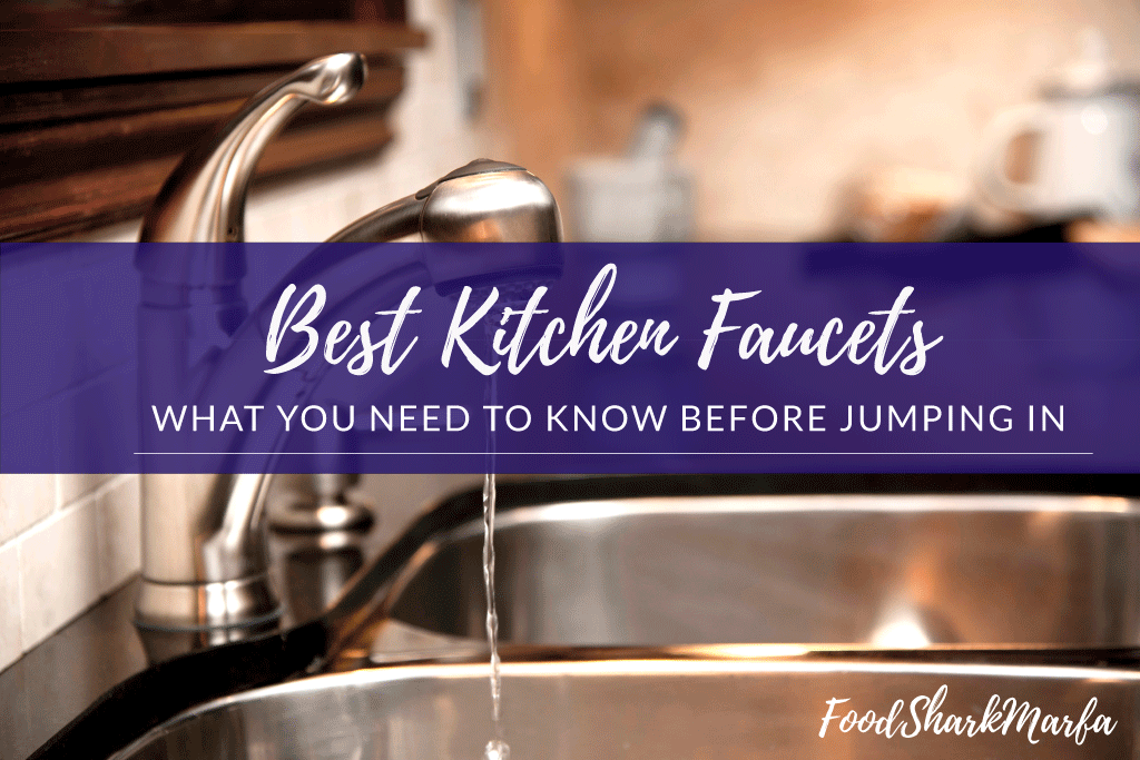 the 10 best kitchen faucets in 2020