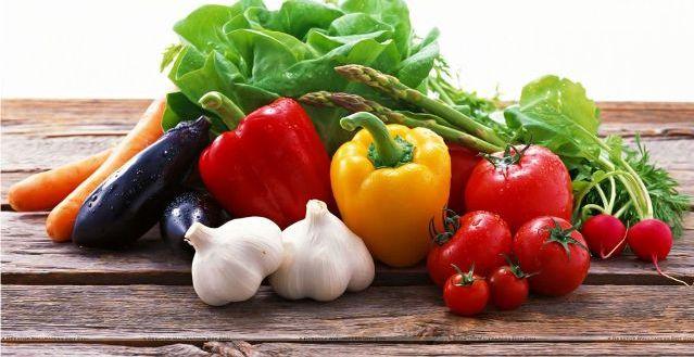 vegetables all